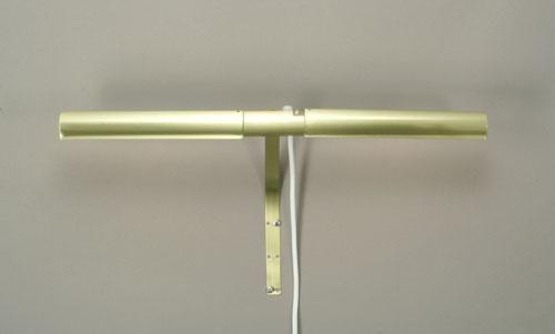Monalisa Messing 35 cm Billedbelysning