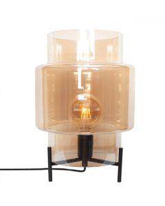 Ebbot Bordslampa 37cm Amber från By Rydens