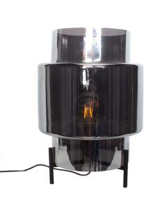 Ebbot Bordslampa 37cm Rökgrå från By Rydens