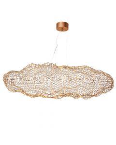 Hayden Guld 115cm LED Taklampa från By Rydens