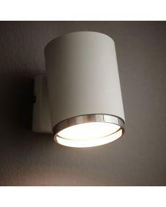 Vertigo Vit Vägglampa från Herstal
