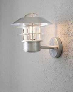 Modena Galv Upp Ute Vägglampa från Konstsmide