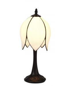 Konvalj Tiffany 42Cm Bordslampa från Nostalgia