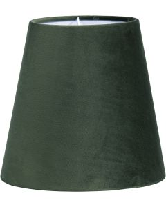 Cia Sammet Smaragd 20cm Golvlampskärm från Pr Home