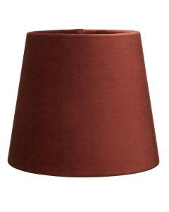 Mia L Sammet Rost 20Cm Lampskärm från Pr Home