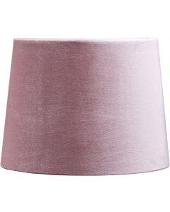Sofia Sammet Klar Rosa 35cm Lampskärm från Pr Home