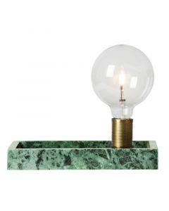 Tracy Marble Grön Bordslampa från Watt&Veke
