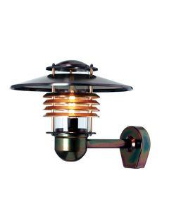 Arnäs IP44 Koppar Vägglampa från Westal