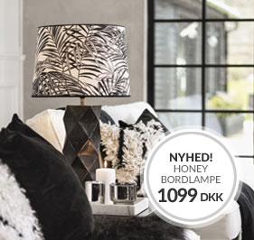 Honey Bordlampe NYHED fra PR Home