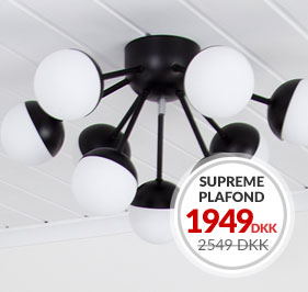 Supreme Deal Plafond