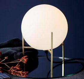 Nyhed! Bordlampe Alton fra Nordlux perfekte julegaven