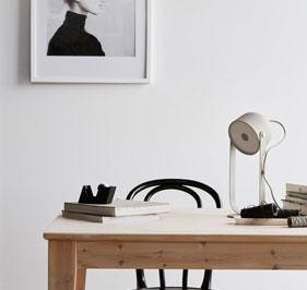 Nyhed! Svejk 13 Bordlampe fra Co Bankeryd